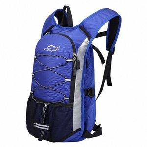 Sport Daypack Radfahren Trinkrucksack 15L Bike-Rucksack-Beutel für Outdoor-Sportarten Reiten Skifahren Wear Sport Outdoor Bekleidung Cycli Qc9O #