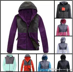 Velo das mulheres de NF Inverno Casacos Casacos de alta qualidade Marca à prova de vento quente de New Women Soft Shell Sportswear Mulheres Homens Crianças Coats S-XXL bl