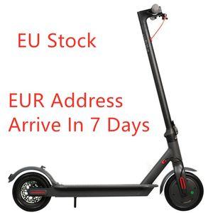 AB hisse senedi yetişkinler elektrikli katlanır bisiklet katlanabilir bisiklet 250 w 7.8Ah katı lastik tekme mini e scooter EUR adresi 7 gün içinde gelmesi