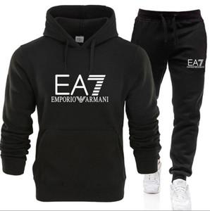 ARMANI Männer F Tarnung Coole Hoodies 6 Farbe dünne Sweatshirt Male Camo Hoodie Hip Hop Herbst-Winter-Military Hoodie Größe 3XL für Männer