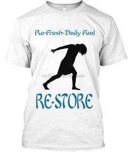Мужчины Футболка DailyFuel Re-Store (# 16) Женщины T-Shirt