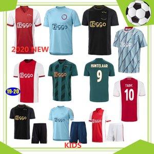 20 21 أجاكس أمستردام الرجال FC كرة القدم جيرسي 2020 2021 هونتيلار تاديتش قمصان PROMES الفاريز NERES VAN BEEK ZIYECH الرجال الأطفال كرة القدم