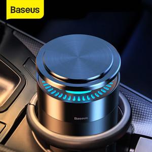 Baseus Araba Oda Parfümü Parfüm Klip Otomatik çıkış Parfüm Koku Yayıcı Hava Durumu Car Aksesuarları 4'te Katı Parfüm.