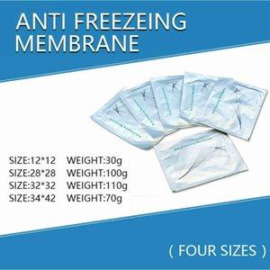 Makine DHL Ücretsiz Kargo Donma Membran Antifriz Pad 3PCS İçin Cryo Cooltech Fat Donma 2020 Antifriz Yağ