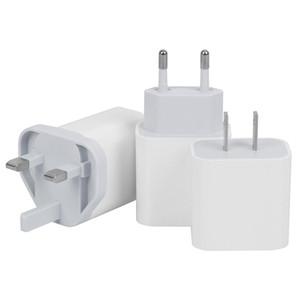 18W PD 휴대 전화 충전기는 빠른 아이폰 USB-C 타입 C 포트 어댑터에 대한 모든 핸드폰의 경우 플러그 전원 어댑터를 충전