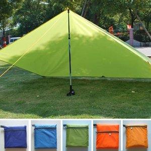 NEW 캠핑 캠핑 / 아웃 도어 방수 캠핑 텐트 Sun 대피소 양산 2.1X1.5M