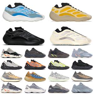 Adidas Yeezy 700 Kanye West Mens Running Shoes Vanta 700 V3 Alvah Azael  Reflective 380 Mist Alien luxury men women designer sneakers