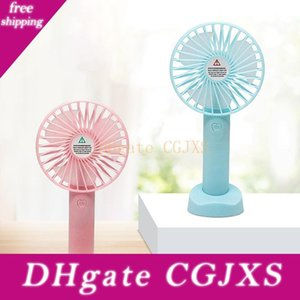 Handheld Fan Portable Mini Hand Held Fan With Usb Rechargeable 3 Level Speed In Bag Travel