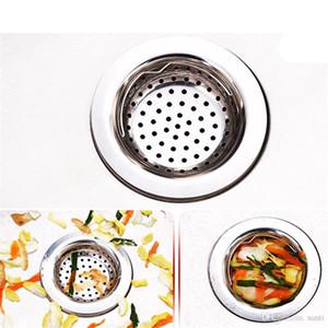 Início Bacia Cozinha drenagem dopante Sink Resíduos do cesto do filtro Leach plug Stainless Steel Sink Filtro com bujão Handle Recolhimento de lixo