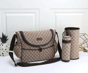 Дети сумки Уход сумки Детские Пеленки сумка с Интерфейс USB большой емкости водонепроницаемый подгузник сумка наборы Мумия материнства