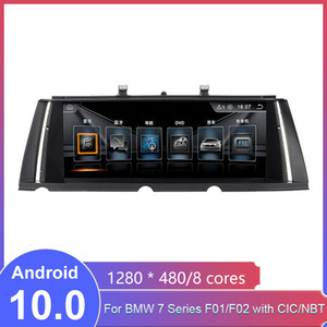 For For BMW 7 Series F01 F02(2009-2012)CIC NBT Car Radio Multimedia Video Player Navigation GPS Android 10