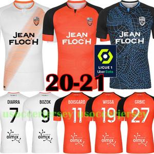 홈 위로 20 21 maillots FC 로리 앙 축구 유니폼 떨어져 2020 2021 타이츠 드 FOOT 로리 앙 HERGAULT 일 Umut Bozok LE 수수료 GRBIC #football 셔츠