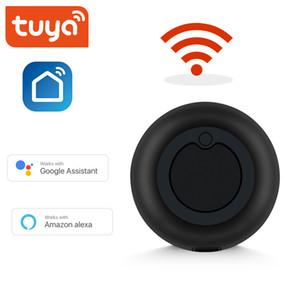 Tuya WiFi IR-Fernbedienung Mini Smart Home 360 ° 10m Fernbedienung Schalter für TV Klimaanlage Appliances Sprachsteuerung