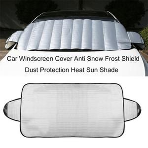 Универсальная автомобильная передняя крышка лобового Зонт UV Shield против Snow Ice Тень Авто Внешние аксессуары