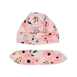 Baby Hat Winter Cotton Printing Caps Toddler Boy Girl Infant Beanie Hat Spring Autumn Children's Hats Newborn Photography Props