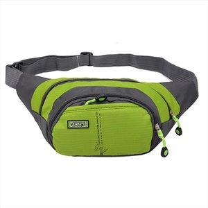 Multifunction Women Waist Pack Purse Pouch Pocket Travel Running Sport Bum Belt Bag Men Women Nylon Waterproof Money Belt LR2