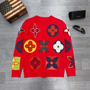 pull-over vêtements de marque chandail 2020SS design hommes mode capuche tricot pour femmes sweat-shirt à capuche de luxe hip hop à manches longues