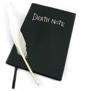 2020 Death Planner Anime Diary Cartoon Book Lovely Fashion Theme Cosplay Large Dead Note Writing Journal Notebook C0924