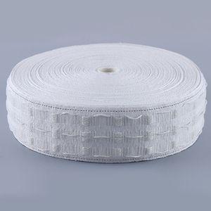 Sheer Tende 10M cintura di stoffa della piega di Cortina Grommet Cortina Anello occhielli Pull Tape
