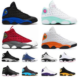 نجم البحر 13 13S من الرجال والنساء أحذية كرة السلة أورورا الخضراء فلينت ولدت ملعب شيكاغو كاب وثوب بارونات الهولوغرام احذية رياضية