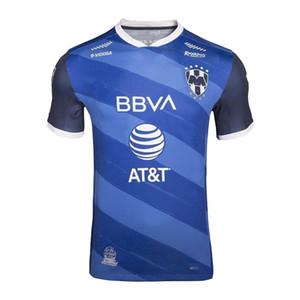 20 21 CF Monterrey hogar lejos de fútbol jerseys Funes Mori 2020 2021 Rayados 75 años de aniversario Kit SANCHEZ JANSSEN Layun la camisa del juego de entrenamiento