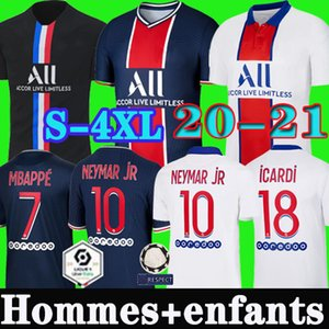 AIR PSG JORDAN 3RD 18 19 20 pullover di calcio 2018 2019 2020 Paris saint germain jersey CHAMPIONS NEYMAR JR MBAPPE cavani jersey Survêtement calcio kit calcio maglia donna calcio