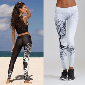 Women Leggings Sexy Pants Printed Sports Workout Workout Pants Fitness Pants Hot Sale Mujer Printed Leggings C1