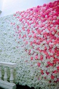 19style 8cm Roses artificielles capitules Tissu FlowersDecorative Fleurs mariage Bouquet bricolage Faux Centerpieces Couronne T2I5594 DazP #