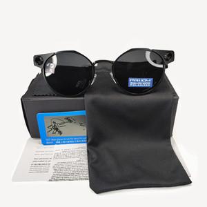 Brand Polaroid Lens Fashion men Sun Glasses Goggles Outdoor Sport Multicolor lens Model 6046 Metal frame UV400 Diving sunglasses Top Quality