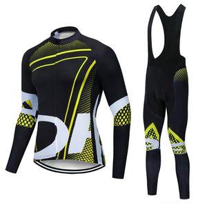 Racing Sets Langarm Radfahren Set 2021 oder MTB Fahrradkleidung Kleidung Herbst Fahrrad Kleidung Uniform Ropa de ciclismo Atmungsaktive Kits