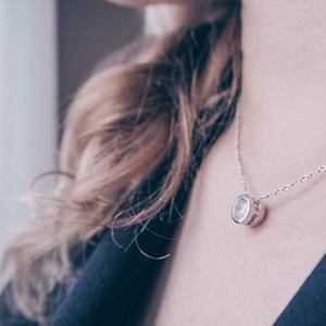 Kadınlar Paslanmaz İçin Çelik Bildirimi e-manco kolye Y200323 Kadınlar Tasarımcı Lüks Kolye Klasik 2019 Takı bbyKV bdehome