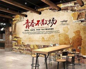 Ristorante piatto caldo ristorante personalizzata sfondo wallpaper retrò 80 Chinese Theme hotel a tema