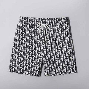 qualità spiaggia dello Swimwear dei bicchierini di estate dei nuovi uomini pantaloncini uomini di Louis Vuitton pantaloncini da surf nuoto pantaloni M-3XL