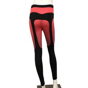 Sling Digitaldruck dehnen Yoga Hüfte feste Hosen enge Hosen Sling Strumpfhosen hohe Taillengamaschen Hebe