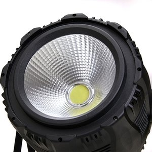 WRCO 100W LED COB Par Warm White  Natural White Indoor DJ Par Can Light PhCamera TV Station Light Stage Decoration