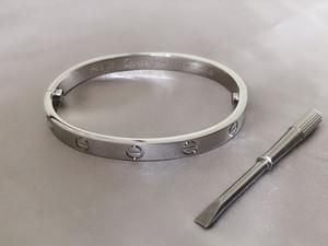 Carti Лучший ходкая Пара Браслет Тарелка с Отвертка бит ногтя браслет женщин Роскошные ювелирные изделия Сувениры