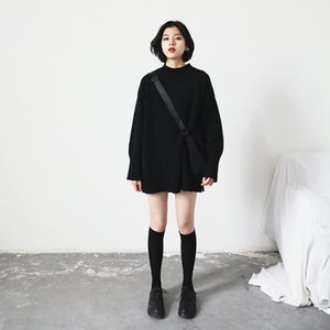 INS Waitmore Sweater Womens Loose Pullover Wear Lazy Wind Sweater Japanese Style Soft Sister Knitted Very Fairy Coat Sale