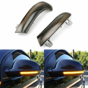 LED Dynamic Turn Signal Light Side Зеркало лампы для VW GOLF 5 GTI V MK5 Jetta
