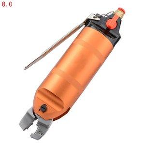 pneumatic terminal crimper air nipper terminal cold clamp machine, air crimping tool, 6 styles