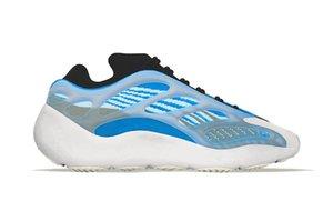 Лучшего качество Kanye West 700 V3 Azareth стереосистема и обновите обувь Alvah Azael 3M Reflective Мужчин женщины кроссовки с коробкой Tag 36-46