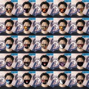 Naruto Oc Cubrebocas Designer Tapabocas wiederverwendbare Gesichtsmaske für Baby-Karikatur-Gesichtsmaske 01 Naruto Oc