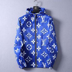 Qualität Top-Designer-Jacken-Mantel-Mann-Winter Herbst dünne Oberbekleidung Stylist Jacken Männer Frauen Windjacke Zipper Herren-Mantel-Jacken