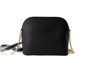 croce borsa tracolla conchiglia catena borsa modello in pelle PU di vendita calda Promozione Novità stilista Cosmetic bag