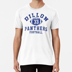 Dillon Panthers Football 33 camiseta Friday Night Lights Tim Riggins Fútbol Deportes 33 Fnl