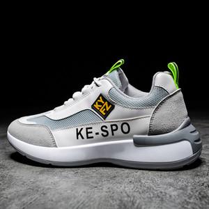 ACGICEA Moda Sport Shoes Homens Running Shoes 2020 Marca Sneakers Homens Zapatillas Hombre Deportiva respirável Masculino Esportivo