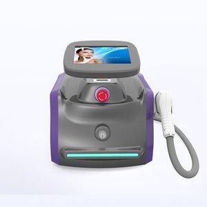 Fábrica de 808nm diodo depilación láser tratamiento corporal máquina de depilación láser 808 de onda solo equipo de la belleza 1064 755 808 Máquina