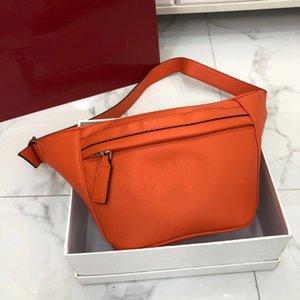 2020 новая сумка из телячьей груди, двойное назначение талии мешок, изысканный и щедрый мешок, мягкая кожа, унисекс стиля, необходимый для модниц