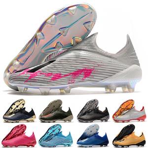 Für Männer Frauen Kinder Copa 19+ 19,1 FG AG 19 + x 19 Champagne Solar-Fußball-Fußball-Schuh-Stiefel Scarpe Calcio billig original Klampen EUR35-45