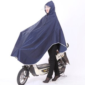 New Design Fashionable Rainproof Impermeable Raincoat Women Men Universal Bicycle Rainwear Poncho Waterproof Hiking Rain Gear