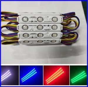 RGB LED وحدة عالية الطاقة 3lights SMD5050 DC 12V الوحدات الإضاءة الخلفية ل channer